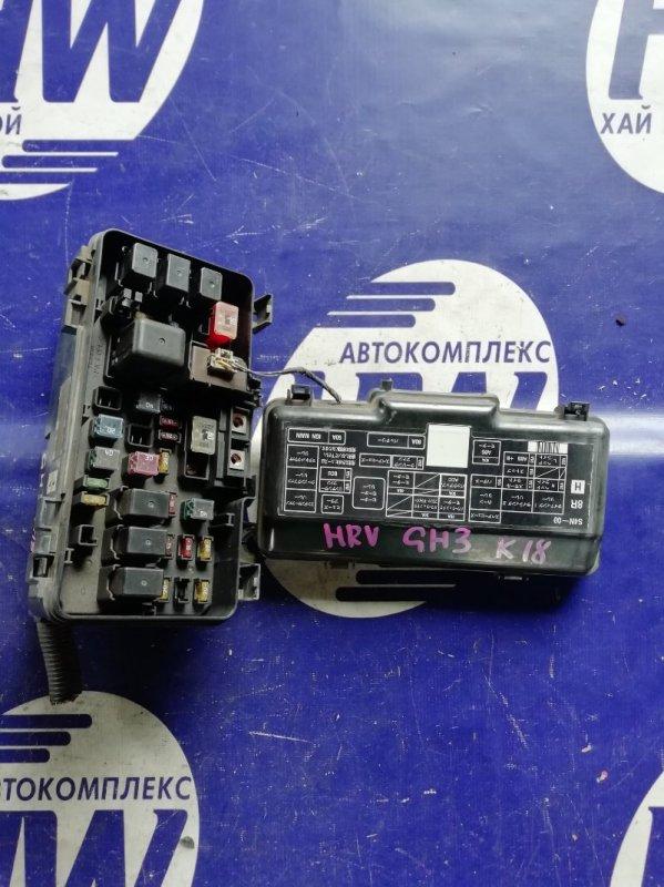 Блок предохранителей Honda Hr-V GH3 D16A 2003 (б/у)