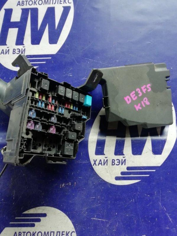 Блок предохранителей Mazda Demio DE3FS ZJ (б/у)