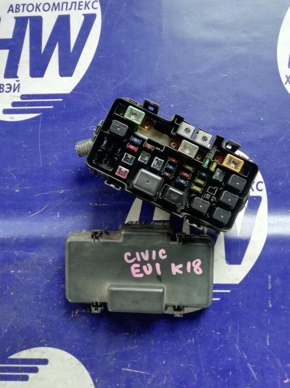 Блок предохранителей Honda Civic EU1 D15B (б/у)