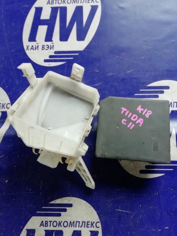 Блок предохранителей Nissan Tiida C11 HR15 (б/у)