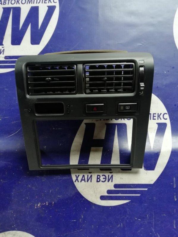 Консоль магнитофона Toyota Corona ST191 3S 1995 (б/у)