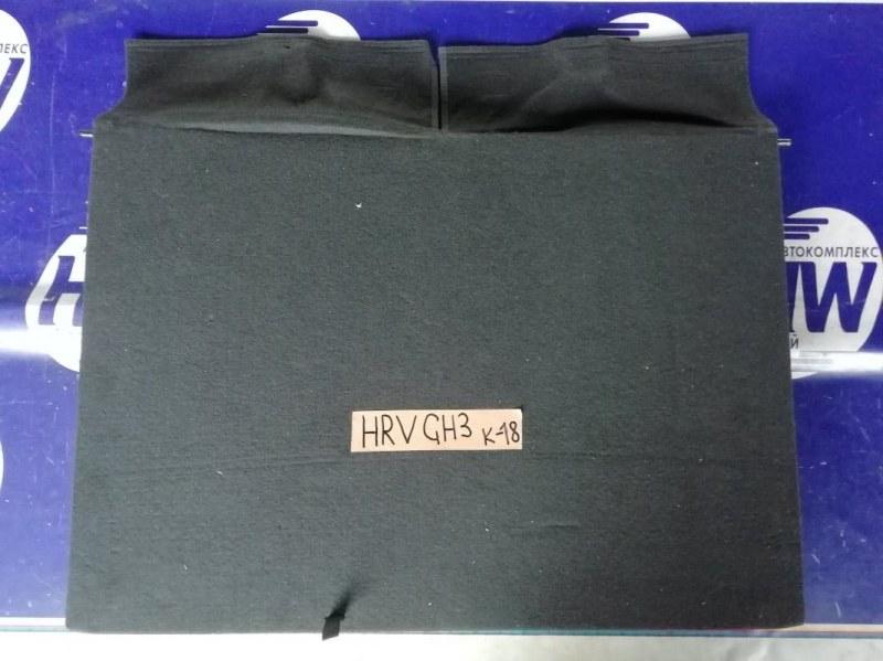Коврик багажника Honda Hr-V GH3 D16A 2003 (б/у)