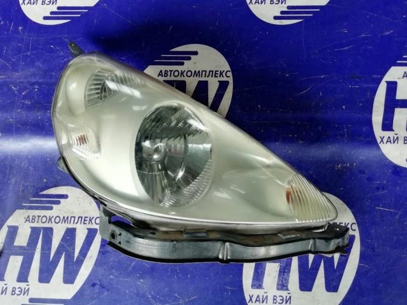 Фара Honda Fit GD1 L13A 2001 правая (б/у)