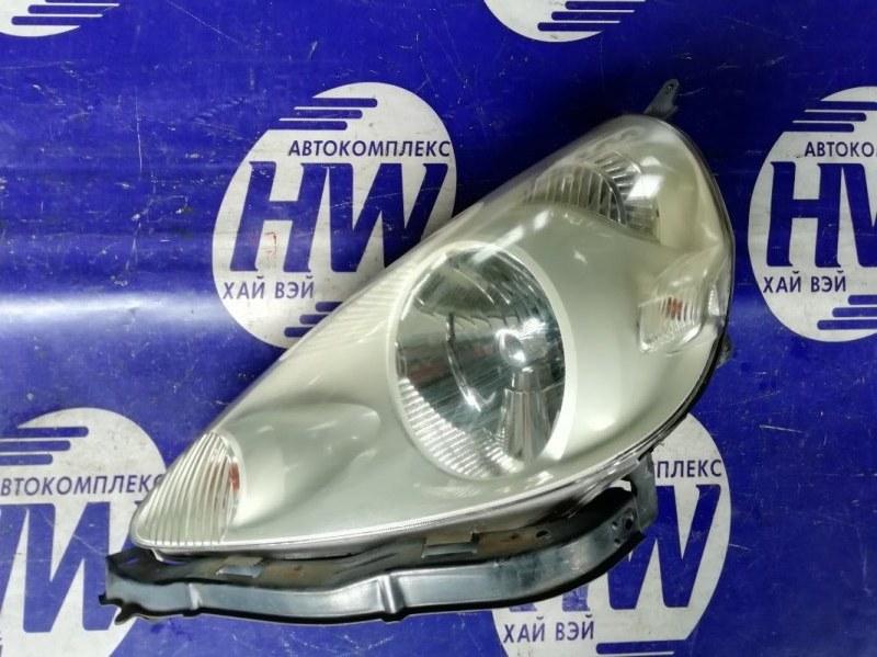 Фара Honda Fit GD1 L13A 2001 левая (б/у)