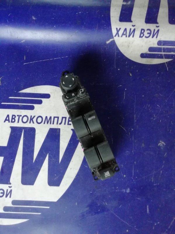 Блок упр. стеклоподъемниками Mazda Demio DE3FS ZJ передний правый (б/у)
