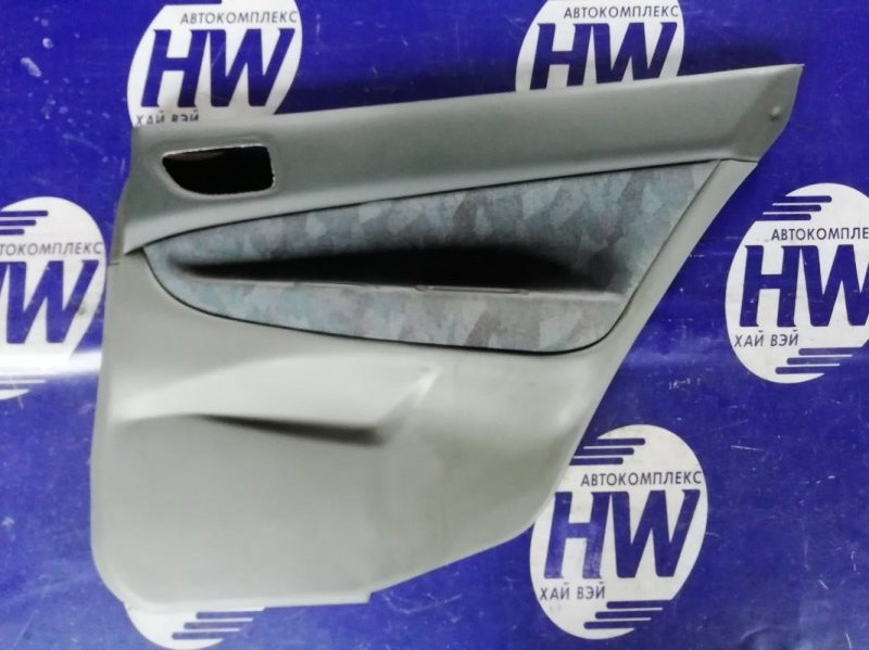 Обшивка двери Mitsubishi Galant EA1A 4G93 задняя правая (б/у)