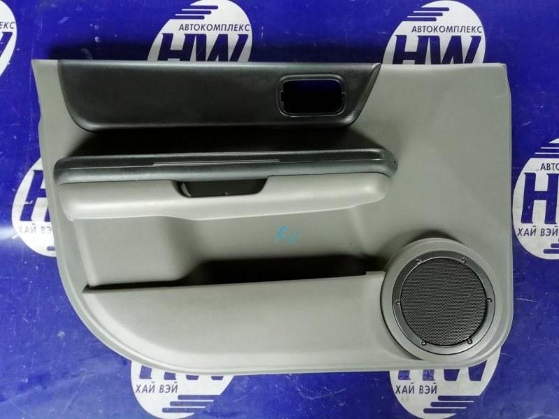 Обшивка двери Nissan X-Trail NT30 QR20 передняя левая (б/у)