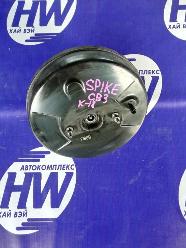 Вакумник тормозной Honda Freed Spike GB3 L15A 2011 (б/у)
