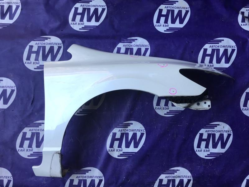 Крыло Honda Civic FD3 LDA переднее правое (б/у)