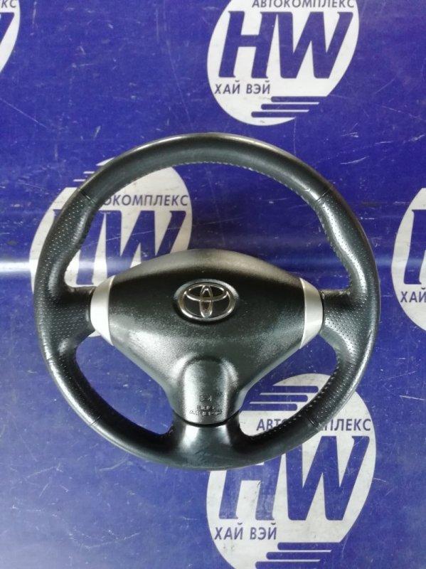 Руль Toyota Ist NCP61 1NZ (б/у)