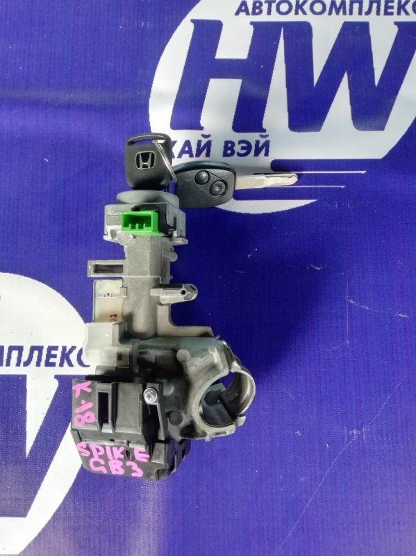 Замок зажигания Honda Freed Spike GB3 L15A 2011 (б/у)