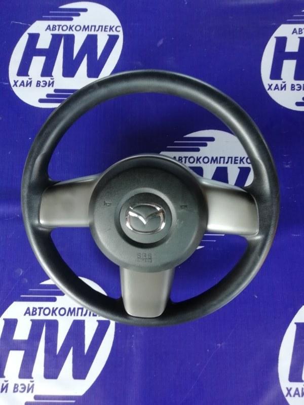 Airbag Mazda Demio DE3FS ZJ правый (б/у)