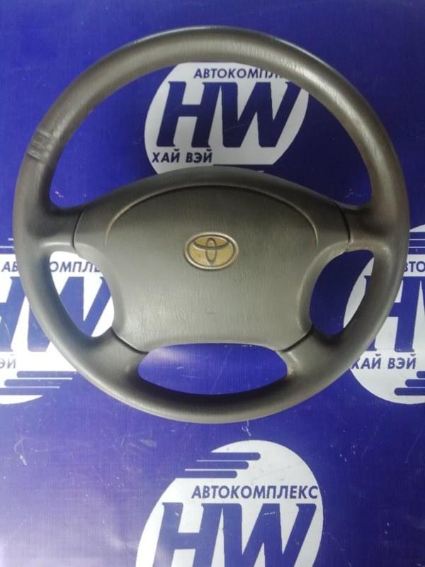Руль Toyota Hiace KZH106 1KZ 1996 (б/у)