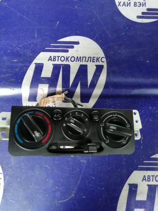 Климат-контроль Mazda Demio DW3W B3 2000 (б/у)