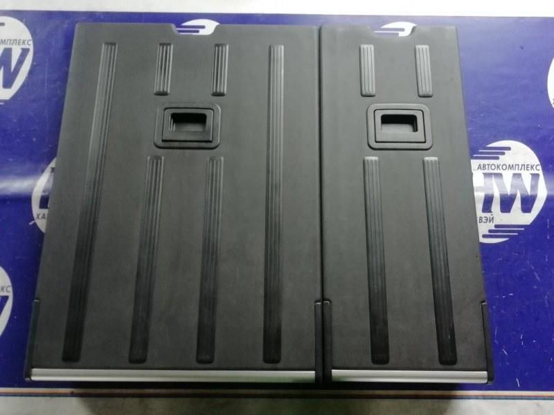 Обшивка багажника Honda Freed Spike GB3 L15A 2011 (б/у)
