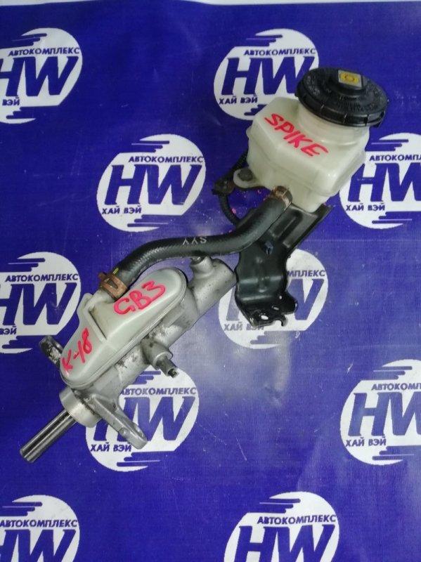 Главный тормозной цилиндр Honda Freed Spike GB3 L15A 2011 (б/у)