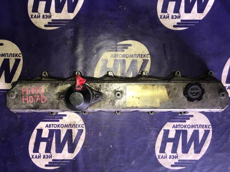 Клапанная крышка Hino Ranger FD3 H07D (б/у)
