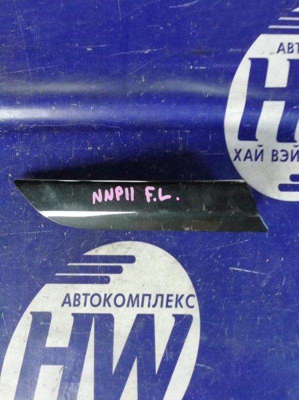 Накладка на крыло Toyota Porte NNP11 1NZ задняя левая (б/у)