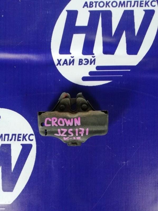 Замок капота Toyota Crown JZS171 1JZGE (б/у)