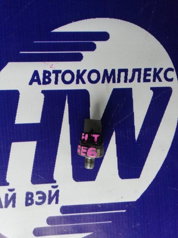 Датчик давления масла Honda Fit GE6 L13A 2011 (б/у)