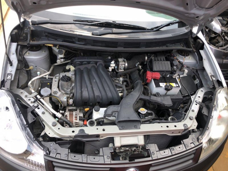 Двигатель Nissan Ad VY12 HR15 (б/у)