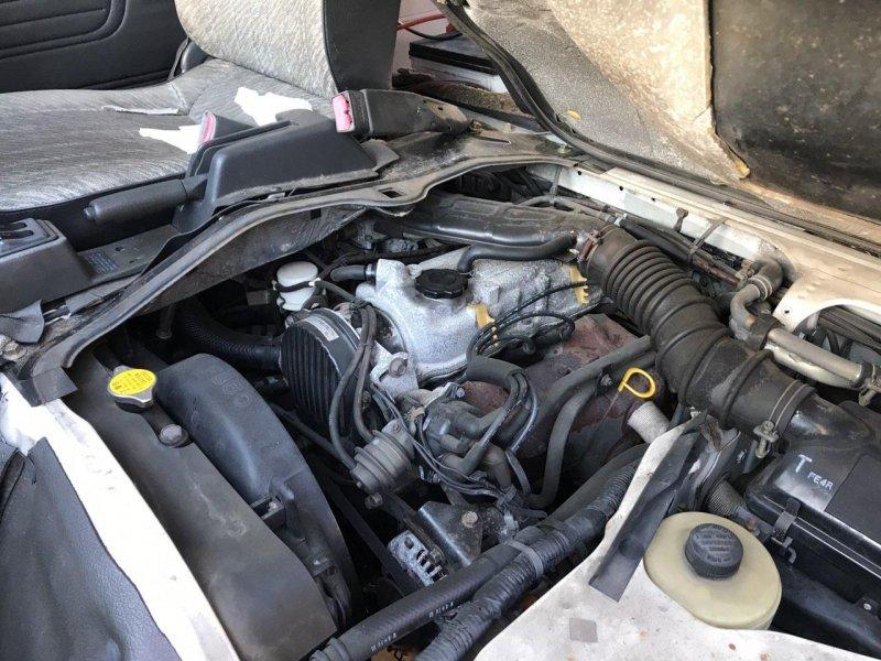 Двигатель Mazda Bongo SS88H F8 (б/у)