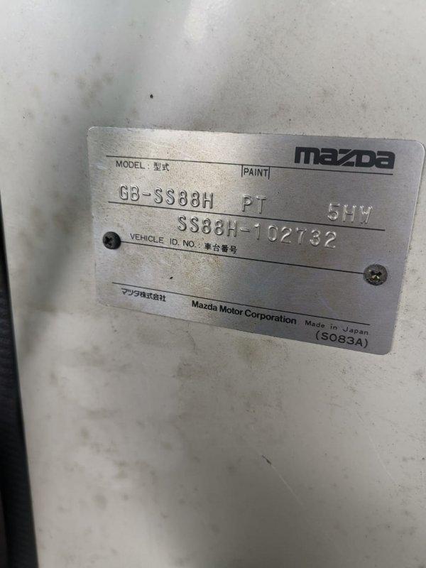 Автомат Mazda Bongo SS88H F8 (б/у)