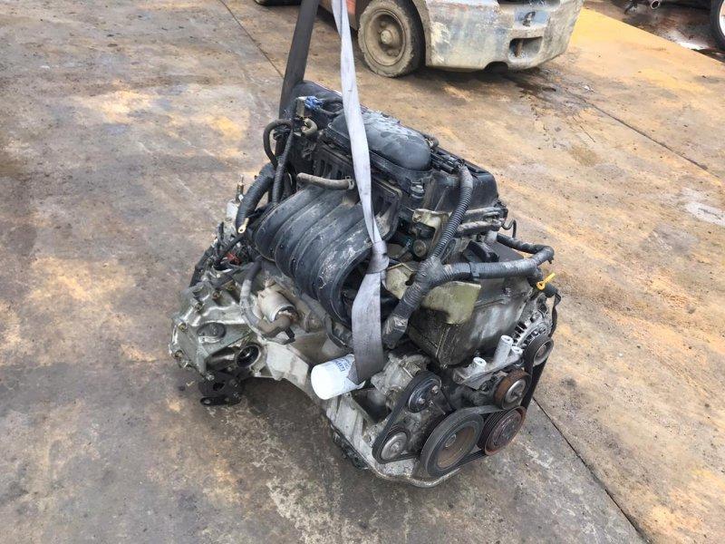 Двигатель Nissan Cube BZ11 CR14 (б/у)