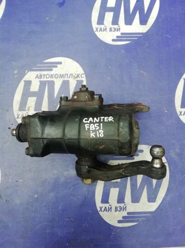 Рулевой редуктор Mitsubishi Canter FB511B 4M40 (б/у)