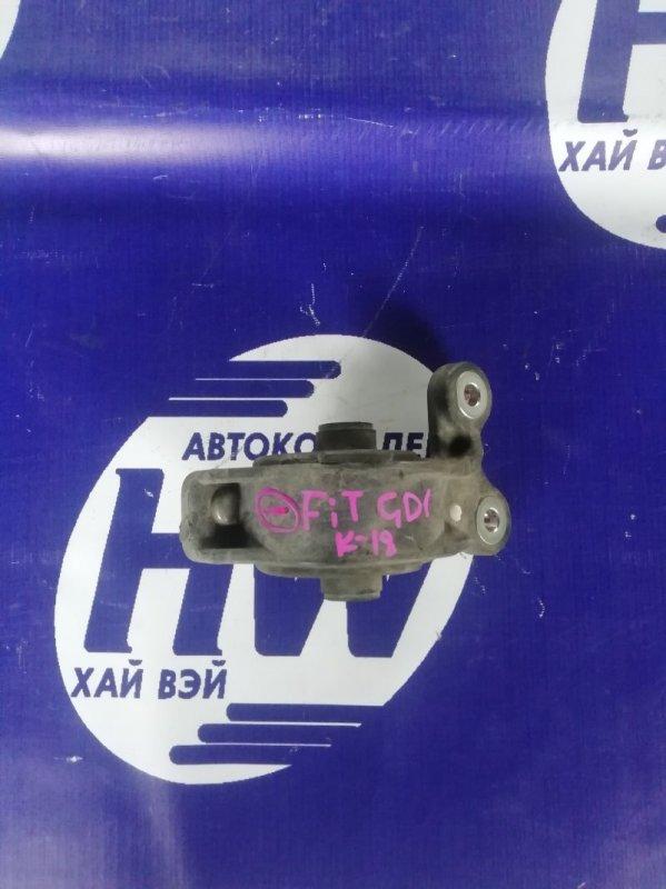 Подушка двс Honda Fit GD1 L13A 2001 задняя (б/у)