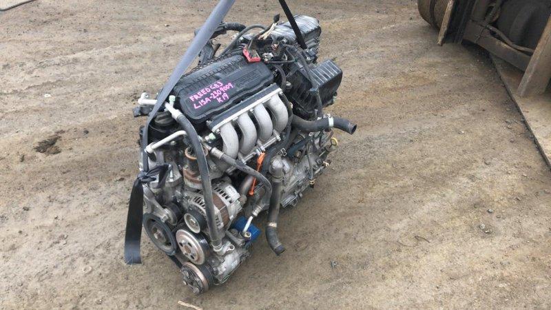 Двигатель Honda Freed GB3 L15A 2008 (б/у)