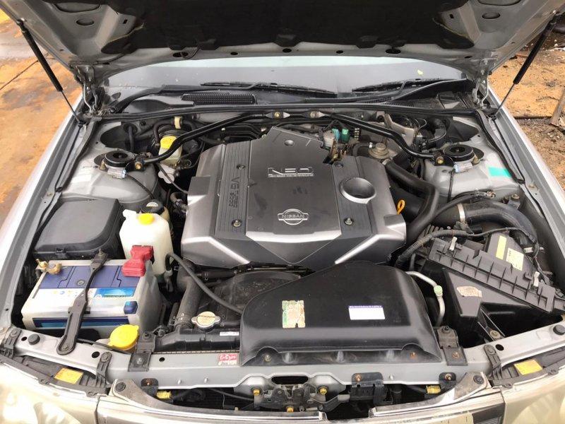 Двигатель Nissan Gloria HY34 VQ30DET (б/у)