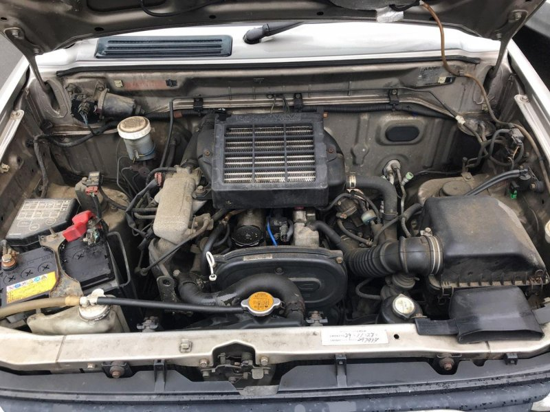 Двигатель Mitsubishi Pajero Mini H56A 4A30T (б/у)