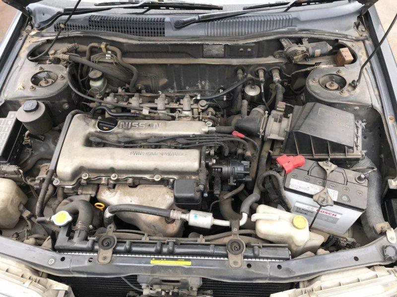 Двигатель Nissan Primera P10 SR18 (б/у)