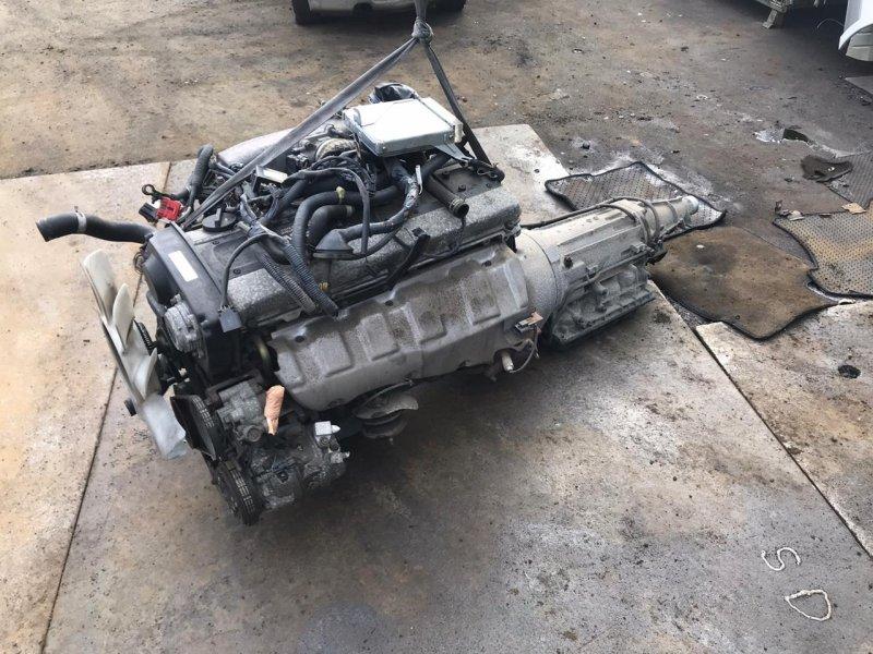 Двигатель Nissan Stagea WGC34 RB25DE (б/у)