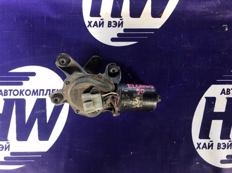 Мотор дворников Nissan Elgrand AVWE50 QD32 (б/у)
