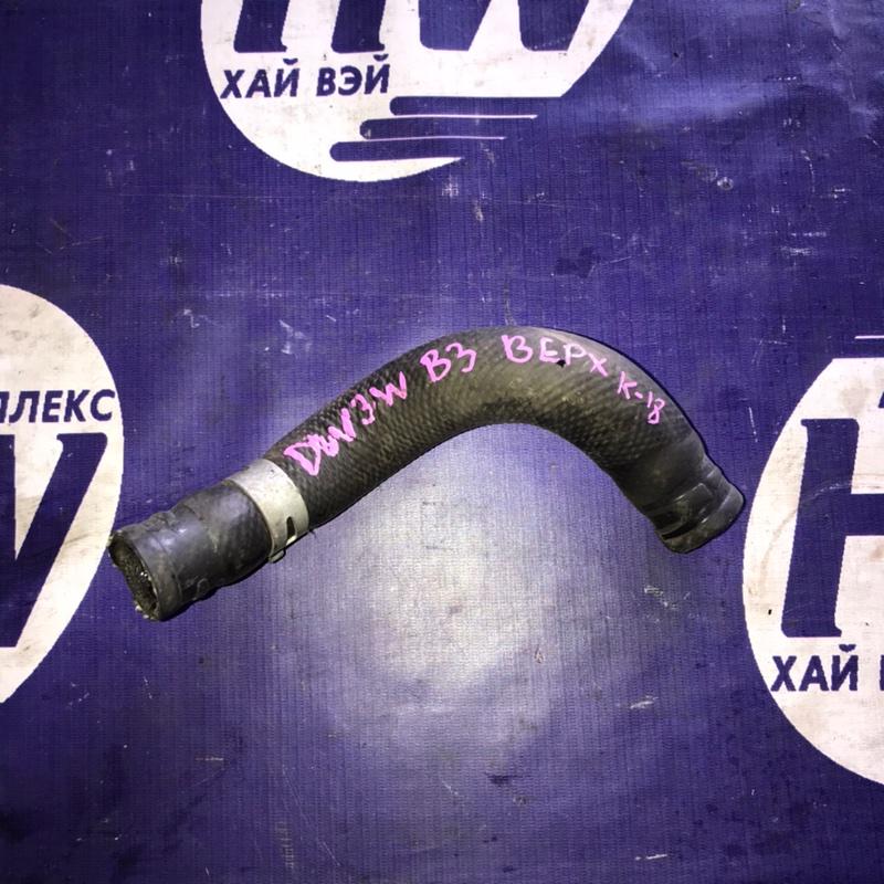 Патрубок радиатора Mazda Demio DW3W B3 2000 верхний (б/у)