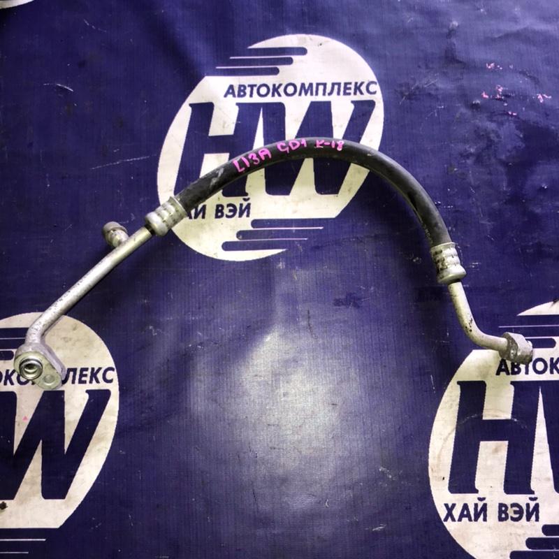 Шланг кондиционера Honda Fit GD1 L13A 2004 (б/у)