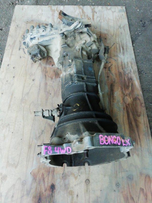 Коробка Mazda Bongo F8 (б/у)