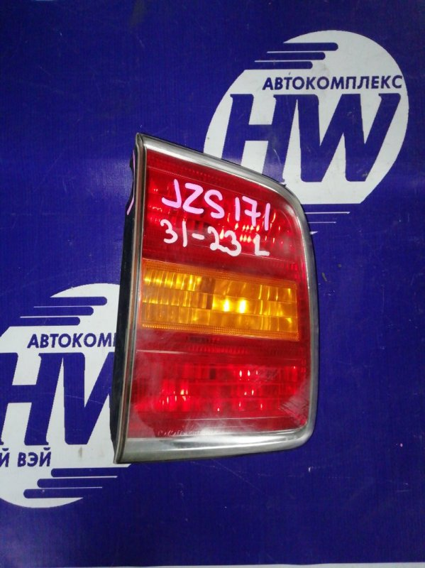 Стоп-вставка Toyota Crown JZS171 левая (б/у)