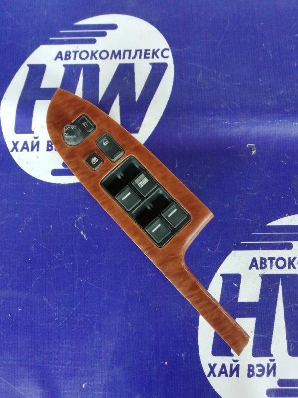 Блок упр. стеклоподъемниками Honda Accord CL7 K24A передний правый (б/у)