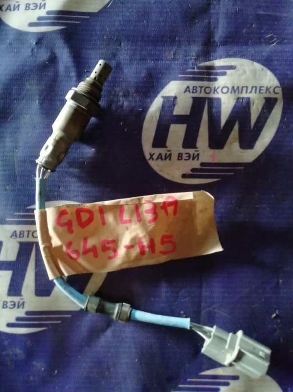 Лямбда-зонд Honda Fit GD1 L13A (б/у)