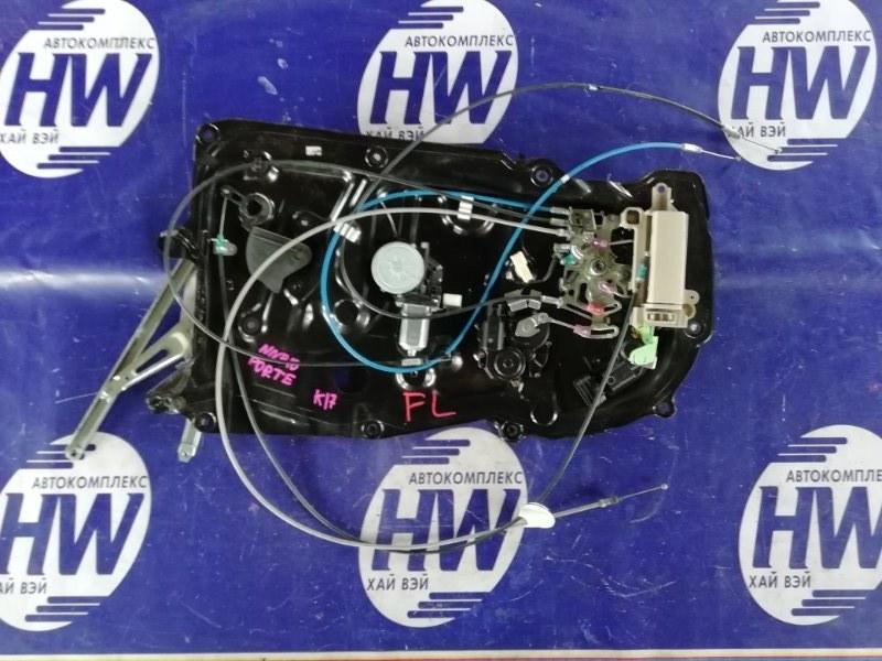 Стеклоподъемник Toyota Porte NNP10 2NZ левый (б/у)