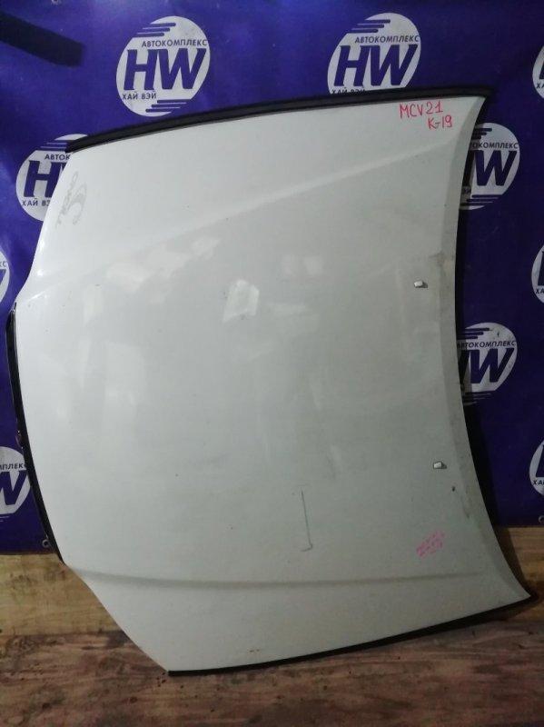 Капот Toyota Mark Ii Qualis MCV21 2MZ 2001 (б/у)