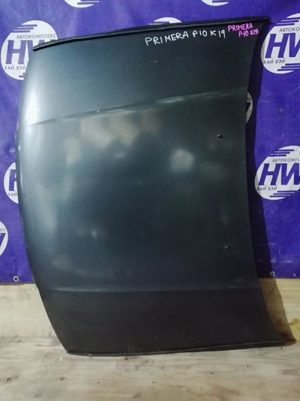 Капот Nissan Primera P10 SR18 (б/у)