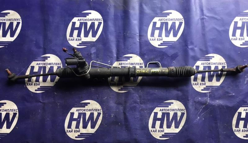 Рулевая рейка Nissan Cedric HY34 VQ30DET (б/у)