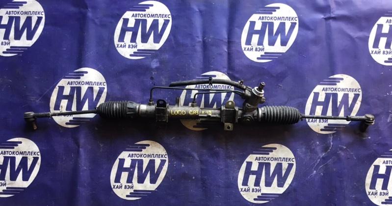 Рулевая рейка Honda Logo GA3 D13B 2000 (б/у)