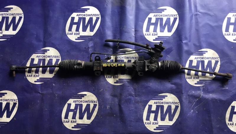 Рулевая рейка Honda Hr-V GH4 D16A 1999 (б/у)