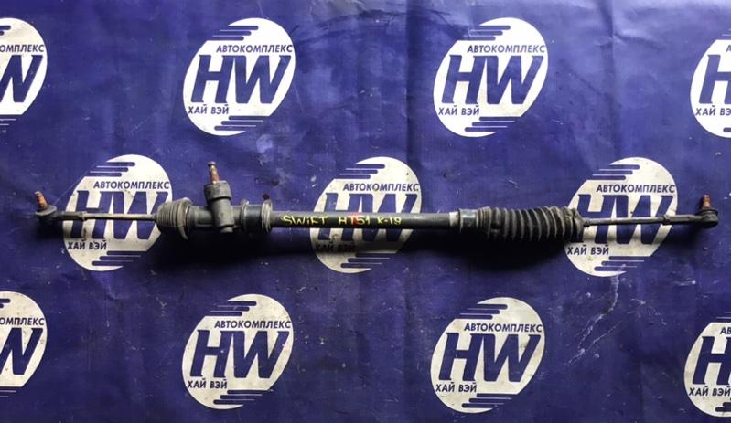 Рулевая рейка Suzuki Swift HT51S M13A (б/у)