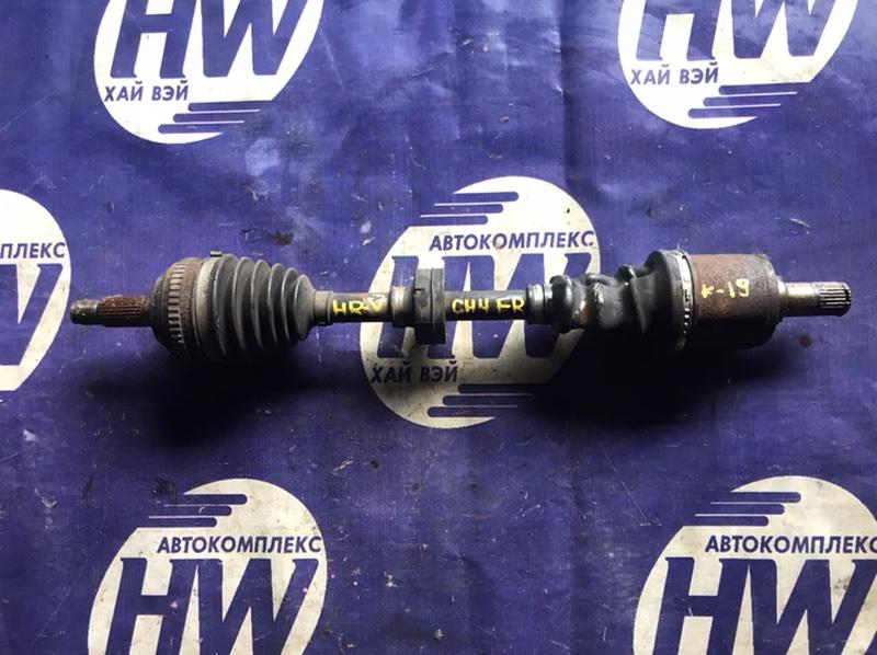 Привод Honda Hr-V GH4 D16A 1999 передний правый (б/у)